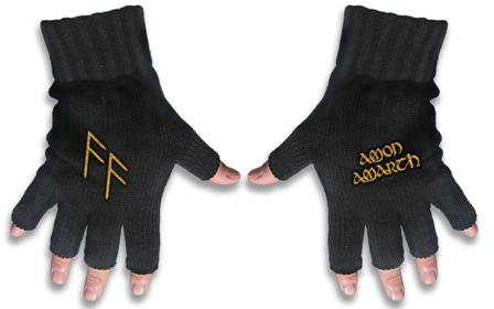 Amon Amarth Logo Glove