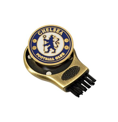 Chelsea F.C. Gruve Brush and Marker