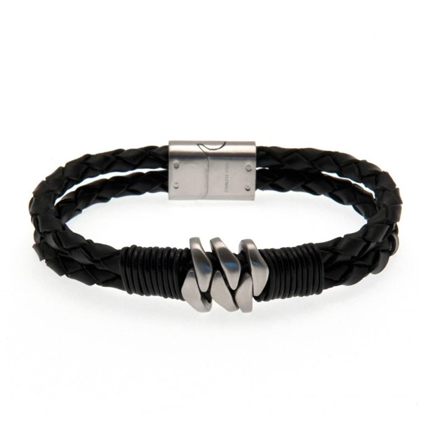 Tottenham Hotspur F.C. Leather Bracelet