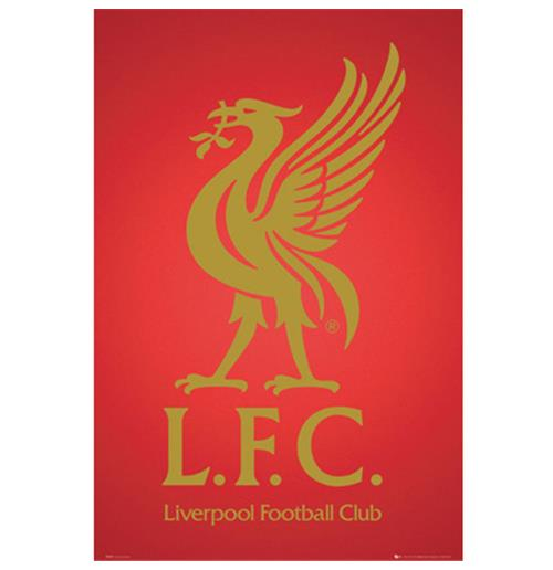 Liverpool F.C. Poster Crest 43