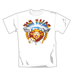 Van Halen T Shirt Lion. Emi Music officially licensed t-shirt.