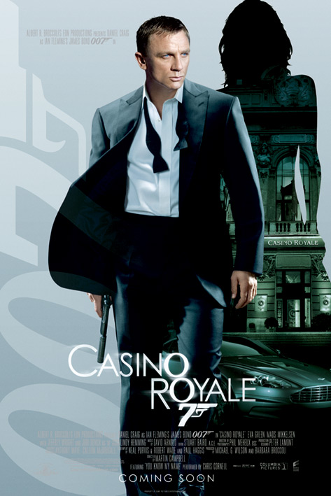 Casino Royale   Empire One Sheet   Poster