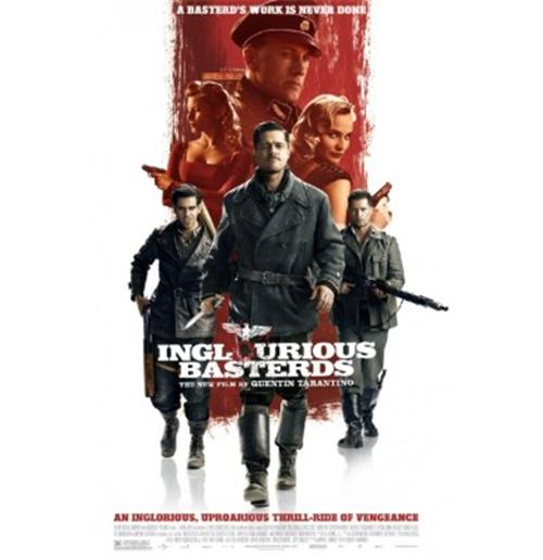 Inglourious Bastards   One Sheet   Poster