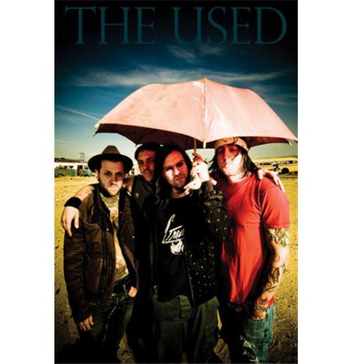 The Used Group Poster