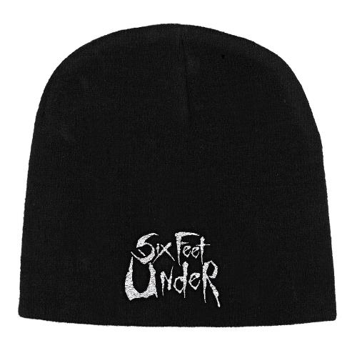 Six Feet Under Logo Beanie