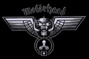 Motorhead Metal Wings Magnets