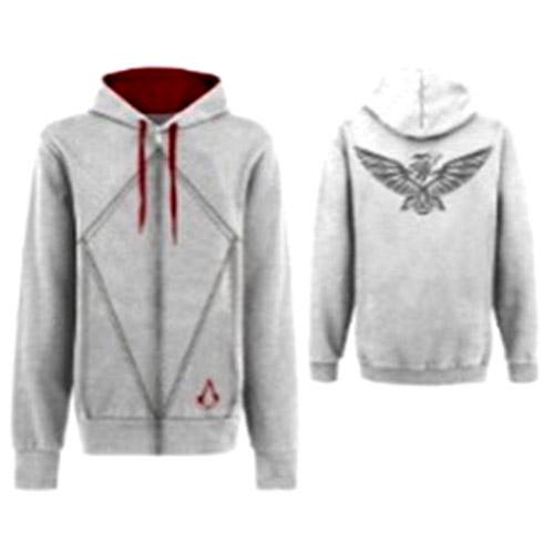 Buy Assassins Creed Zip Hoodie Assassins Creed Design Desmond