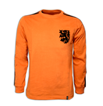 Holland WC 1974 Long Sleeve Retro Shirt