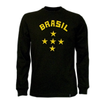 Brazil Goalie 1960's Long Sleeve Retro Shirt