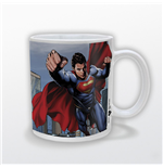Man Of Steel Mug Fist