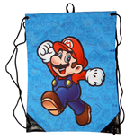 Super Mario Bros. Gym Bag Mario
