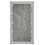 Star Wars DX Silicone Tray Han Solo in Carbonite