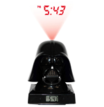 Star Wars Projecting Alarm Clock with Sound Darth Vader