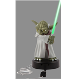 Star Wars The Clone Wars Figure with light & sound Yoda 14 cm