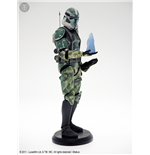 Star Wars Elite Collection Statue 1/10 Commander Gree 19 cm