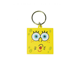 SpongeBob Squarepants PVC Keychain Surprised