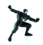 Marvel Comics Mini Figure Black Spider-Man 7 cm