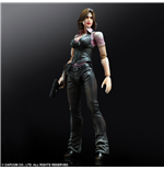 Resident Evil 6 Play Arts Action Kai Figure Helena Harper 23 cm