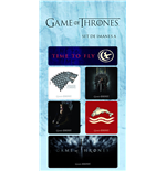 Game of Thrones Magnet Set A