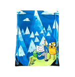 Adventure Time Gym Bag Blue Mountain J&F