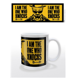 Breaking Bad Mug I Am The One Who Knocks