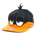 Looney Tunes Snap Back Baseball Cap Daffy Big Face