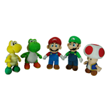Super Mario Bros. Plush Figure Case 20 cm (12)