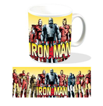 Marvel Mug Iron Man Armours