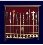 Harry Potter Ten Character Wand Display