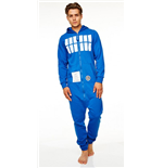 Doctor Who Jumpsuit Tardis