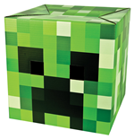 Minecraft Cardboard Creeper Head