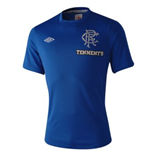 2012-13 Glasgow Rangers Home Football Shirt