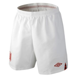 2012-13 England Euro 2012 Home Shorts