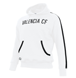 2012-13 Valencia Joma Hooded Sweatshirt (White)