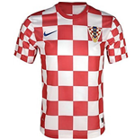 2012-13 Croatia Euro 2012 Home Shirt (Kids)