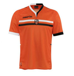 2013-14 Lorient Home Macron Football Shirt